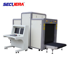 200KG Load X Ray Security Scanner 3220 * 1300 * 1650mm برای چمدان